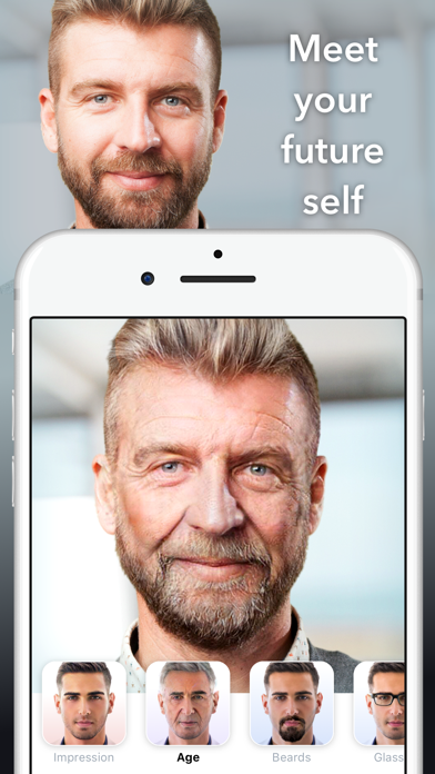 FaceApp - AI Face Editor IPA Cracked for iOS Free Download