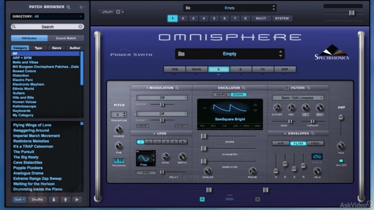 Xtreme Course For Omnisphere 2