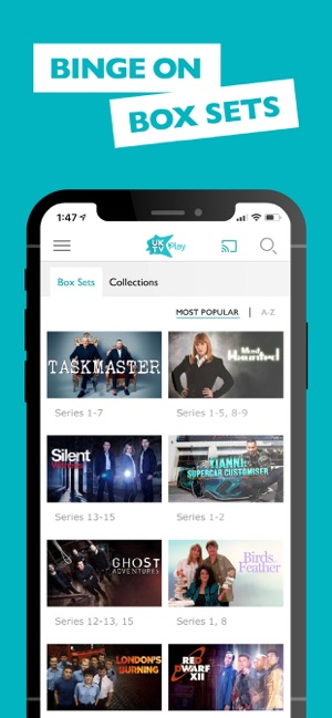 UKTV Play: TV On Demand on the App Store