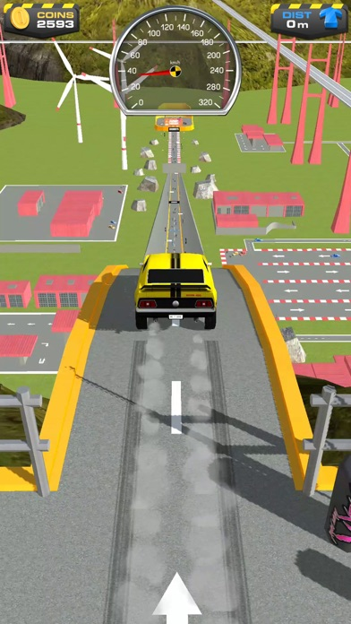 Ramp Car Jumping screenshot 2