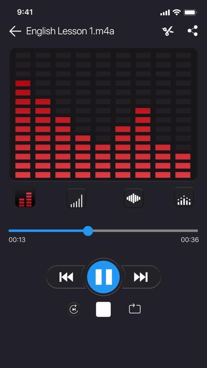 Voice recorder - Voz screenshot-4