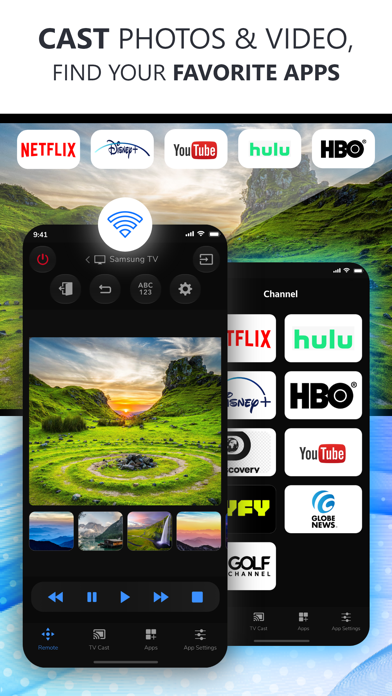 Smart Remote for Samsung TV+ Screenshot