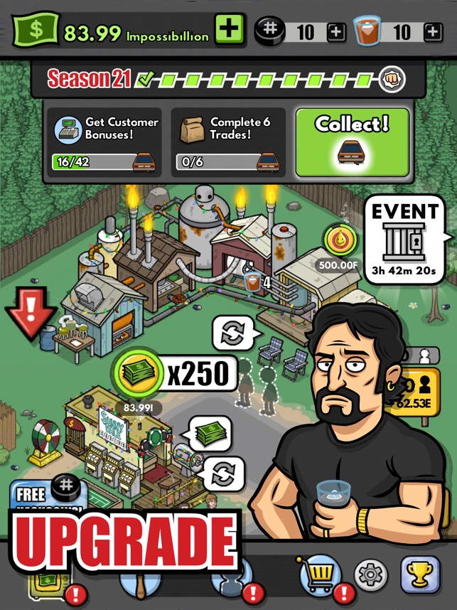 Trailer Park Boys Greasy Money on the App Store