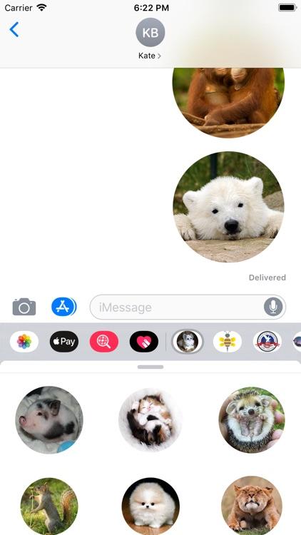 Sticker you will love HD screenshot-4