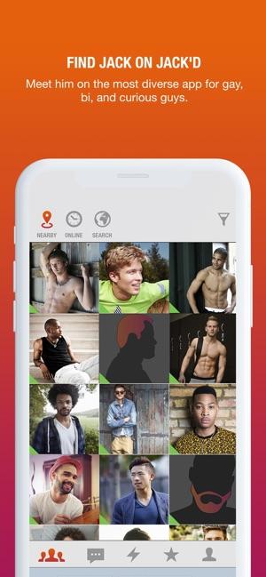 gay chat application