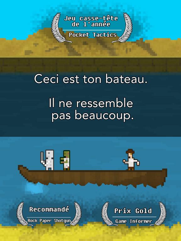 Screenshot #4 pour Tu Dois Construire Un Bateau