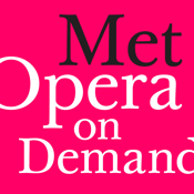 Met Opera On Demand app review