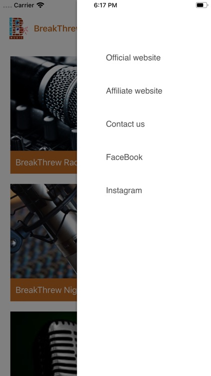BreakThrew Music Radio
