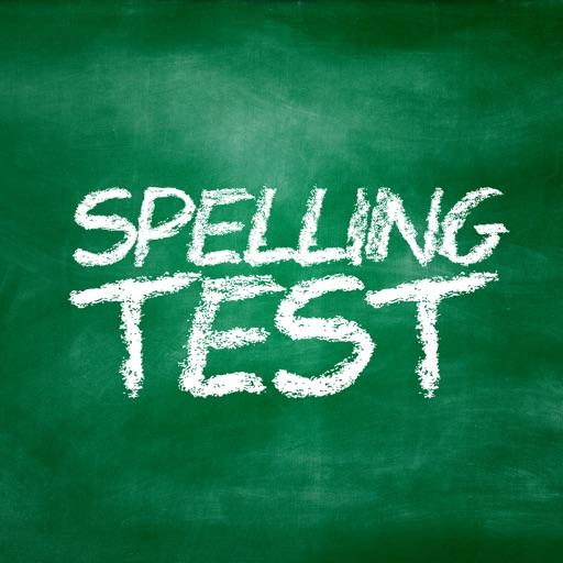 Spelling Test Quiz