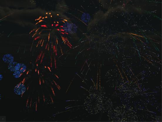 Fireworks Tap