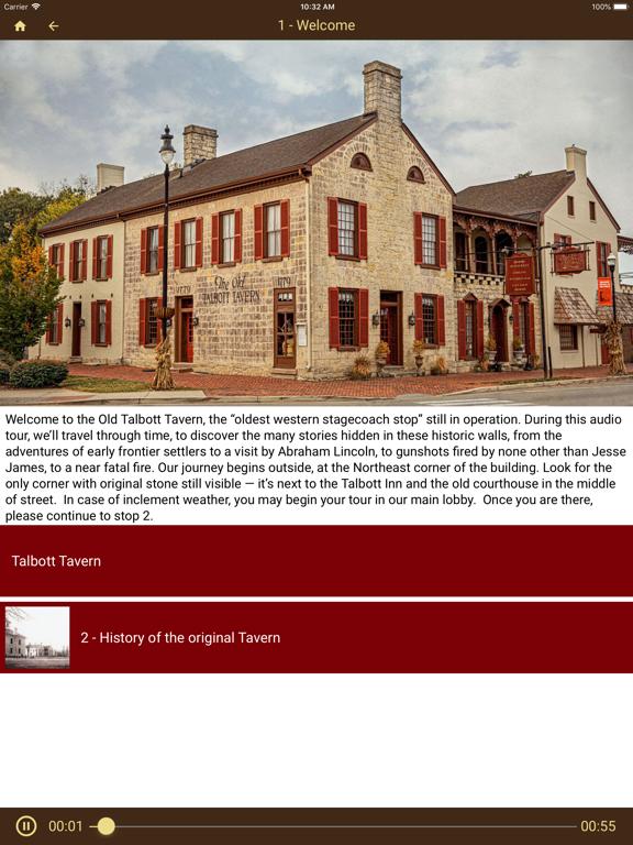 Old Talbott Tavern screenshot 6