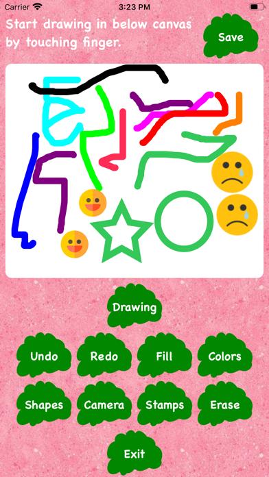 Teckning screenshot 4