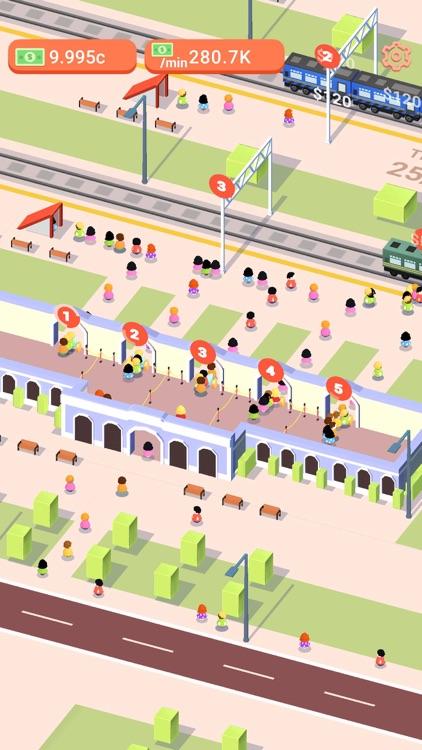 Trains Tycoon 3D screenshot-3