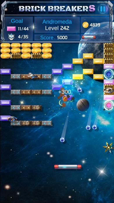 Brick Breaker : Space Outlaw screenshot 3