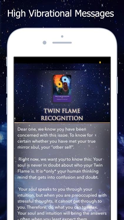 Twin Flame Oracle Cards screenshot-4