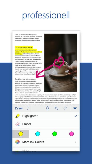 Herunterladen Microsoft Word für Android