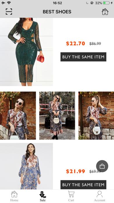 Shoespie: Shop the shoes screenshot 4