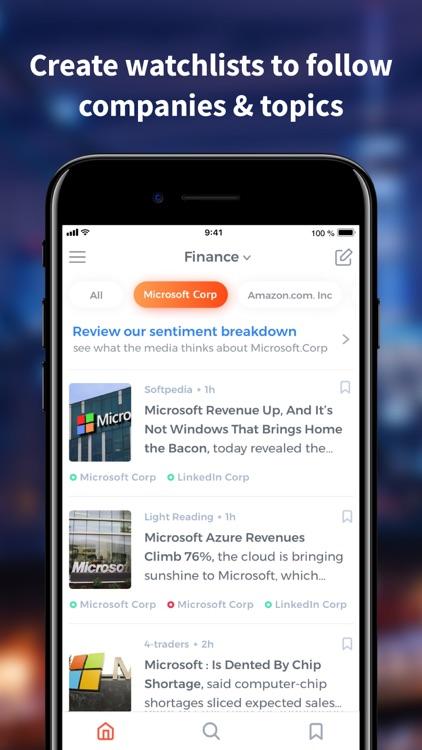 InfoNgen - Investment News