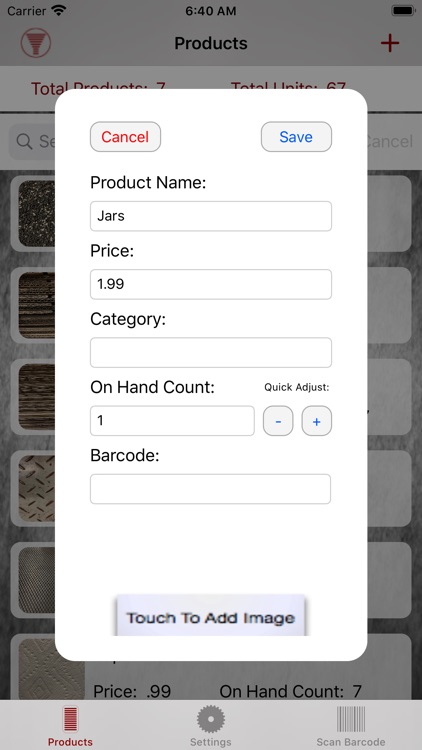 Direct Sales Inventory Manager screenshot-3