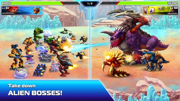 Galaxy Heroes: strategies screenshot-3