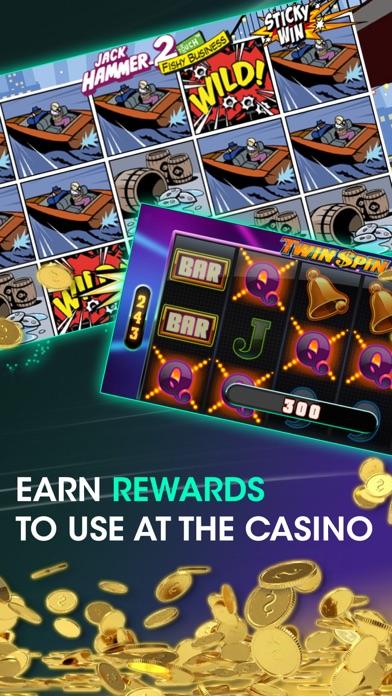 Borgata Play for Fun Casino screenshot one