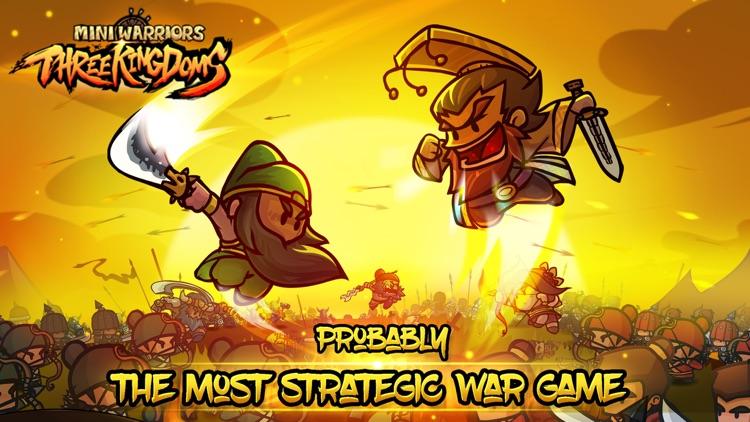 Mini Warriors: Three Kingdoms screenshot-0