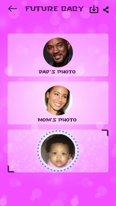 Future Baby Generator screenshot two