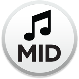 Ícone do app MIDI to MP3