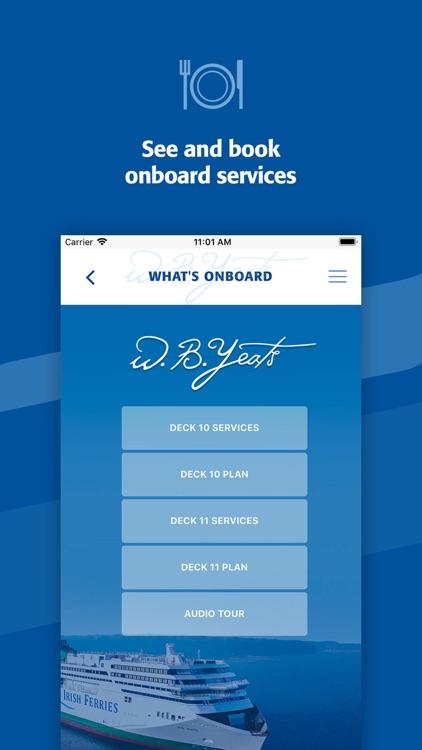 Irish Ferries screenshot-3