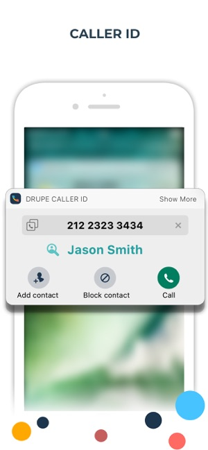 drupe - Caller ID & Dialer on the App Store