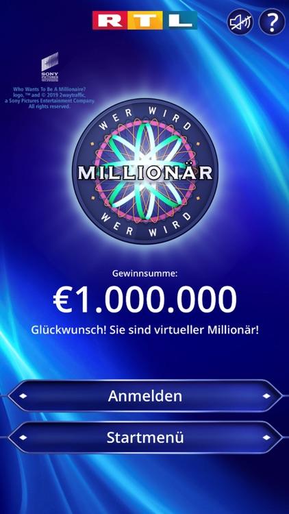 Wer wird Millionär? Training screenshot-4