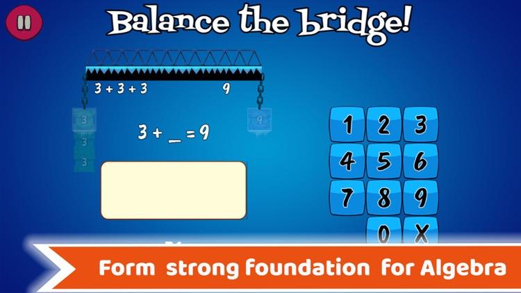 Math Balance Fun Kids Games