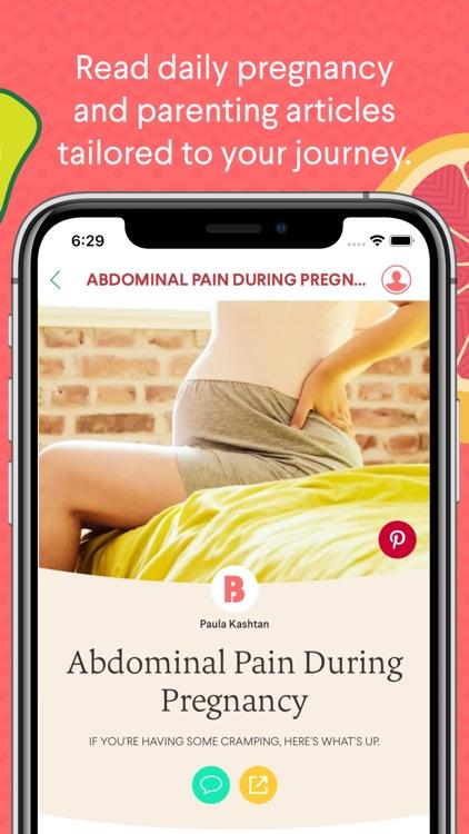 The Bump - Pregnancy Tracker screenshot-3