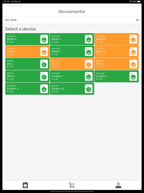 Devicemonitor screenshot 2
