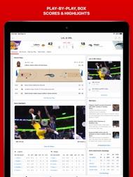 ESPN: Live Sports & Scores ipad images