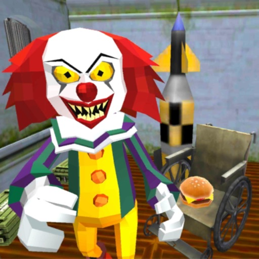 IT Neighbor. Clown Revenge