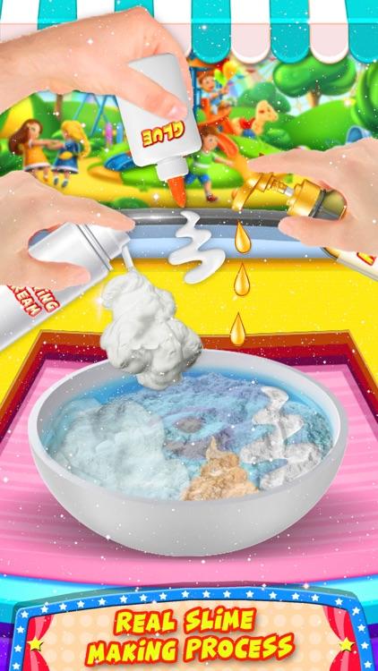 DIY Slime Maker! Squishy Putty screenshot-4