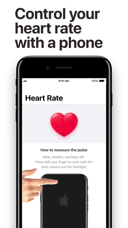 Heart Rate & Pulse Monitor