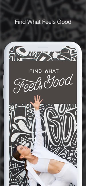 Find What Feels Good on the App Store