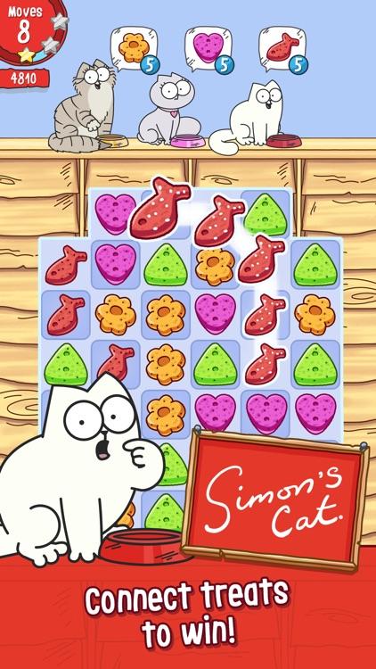 Simon's Cat - Crunch Time screenshot-0