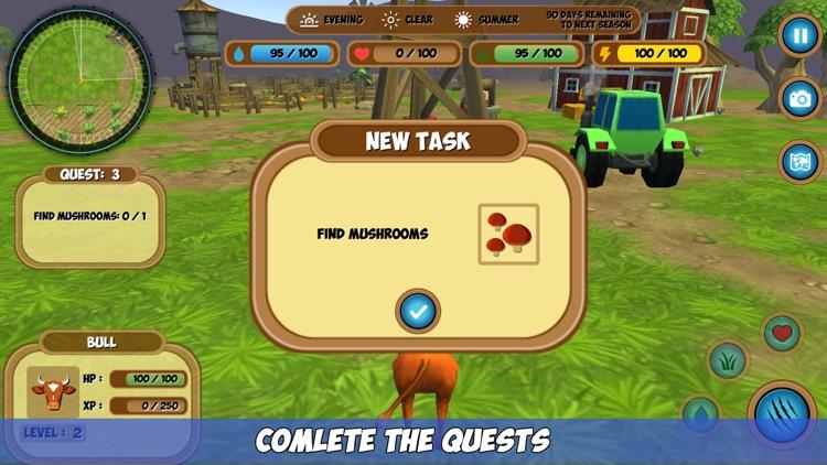 Bull Simulator screenshot-4