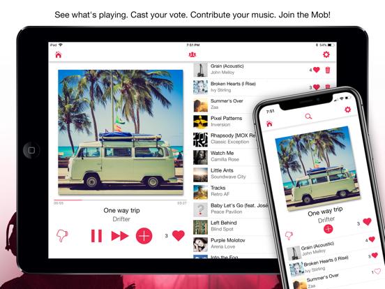 Mob Mix screenshot