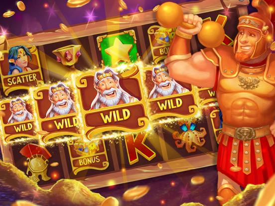 Divine Academy Casino: Slots screenshot 12