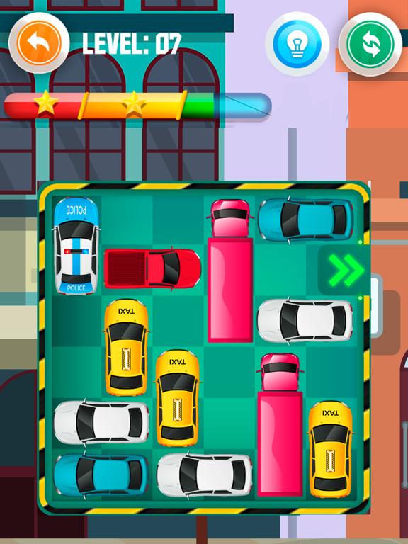 Parking Puzzle Games screenshot 7