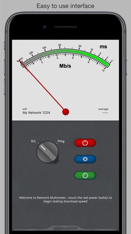Network Multimeter screenshot-4
