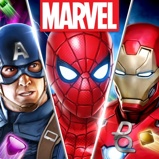 MARVEL Puzzle Quest: Hero RPG iOS Hack Android Mod