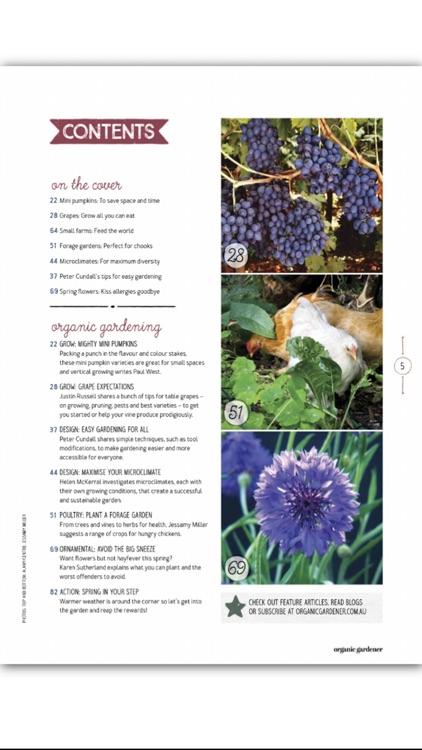 Organic Gardener Magazine