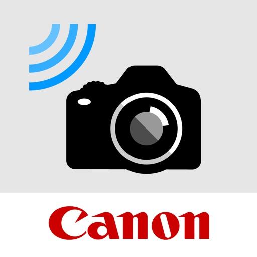 Canon Camera Connect iOS App