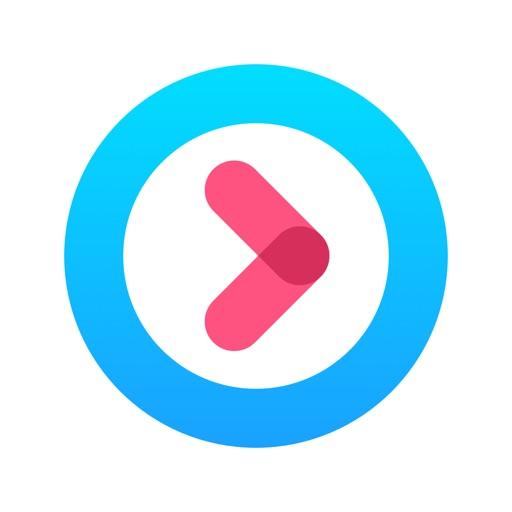 优酷视频app icon图