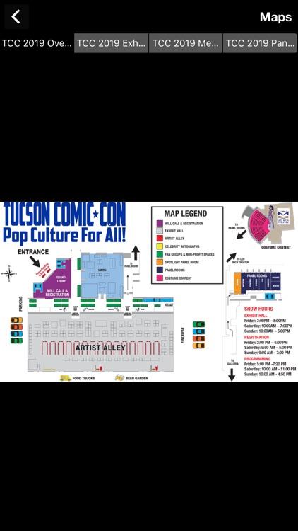 Tucson Comic-Con 2019 screenshot-4